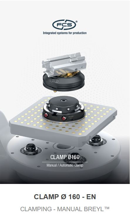 FCS capture CLAMP D160